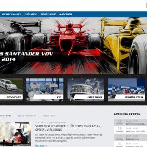 Artikelbild von Klar, schnell, responsive: Hockenheimring mit neuer Website designed by Euroweb
