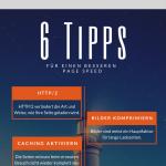 6 Tipps für einen besseren Page Speed