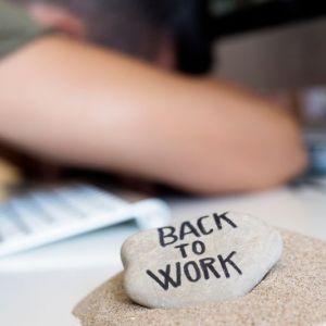 Artikelbild von Back to work – dein erster Arbeitstag nach dem Urlaub