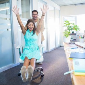 Artikelbild von Wie stelle ich meinen Bürostuhl richtig ein?