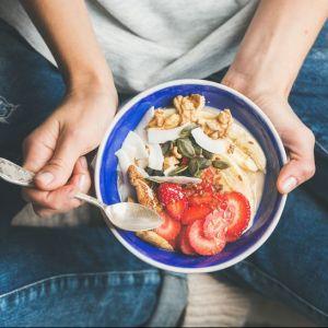 Artikelbild von Gesunde Ernährung im Büroalltag