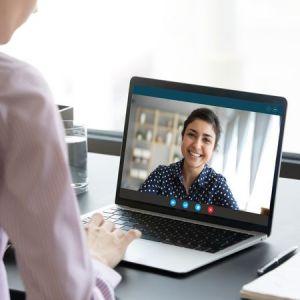 Artikelbild von Tipps für dein Bewerbungsgespräch per Video